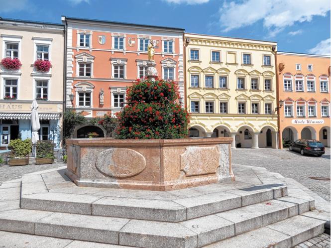 BISCHOF-BERNHARD-HAUS-SÄLE KRAIBURG